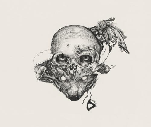 DZO_skull