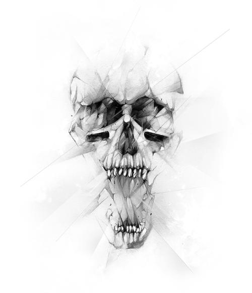 alexis-marcou_skull