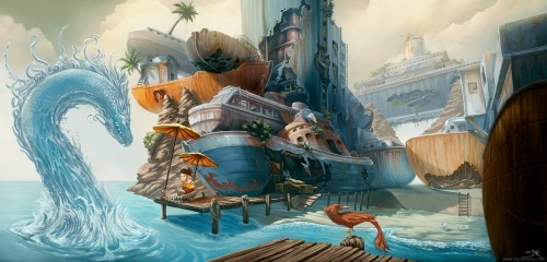Boat-city_by-David-Revoy