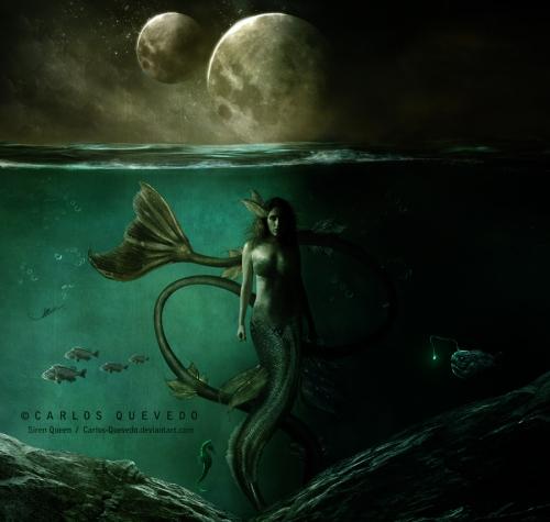 siren_queen_by_carlos_quevedo